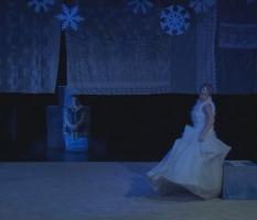 Märchenbearbeitung: Schneekönigin